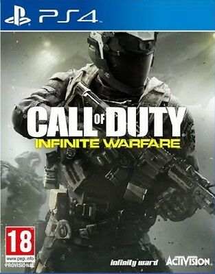 Call of Duty: Infinite Warfare (PS4)  BRAND NEW AND SEALED - QUICK DISPATCH