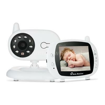 """Video Baby Monitor Baby Security Camera 3.5""""TFT LCD Infrared Night Vision M2B4"""