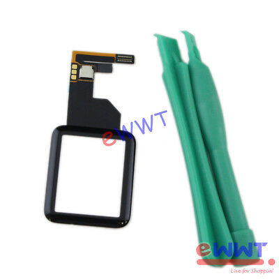 Replacement LCD Touch Screen Glass +Tool for Apple Watch 38mm Gen 1 2015 ZVLT140