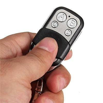 Universal Cloning Remote Control Key Fob for Car Garage Door Gate 433.92mhz =TY