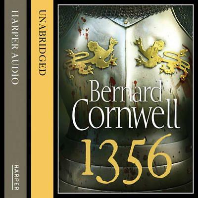 1356 by Cornwell, Bernard | Audio CD Book | 9780007478200 | NEW