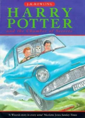 Harry Potter and the Chamber of Secrets (Book 2),J. K. Rowling- 9780747538493