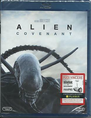 Alien. Covenant (2017) Blu Ray