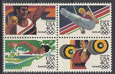 Sommerolympiade 1984 in Los Angeles,  USA  ZD  1622-25