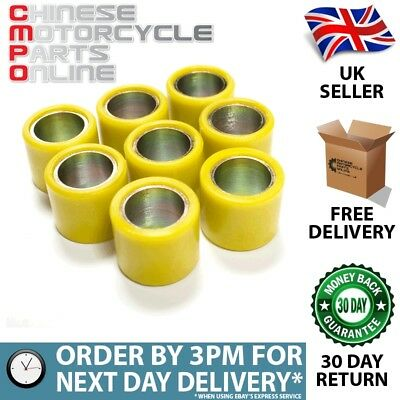 7.3g Roller Weights 7.3g 20x15mm for Honda SES125 Dylan [2001-2008] (RW177)