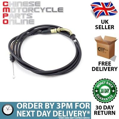 Scooter Throttle Cable 1965mm for WY125T-74, WY125T-74R (THRTTL75)