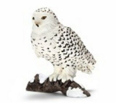 Snowy Owl 14671 sweet strong tough looking Schleich Anywheres a Playground