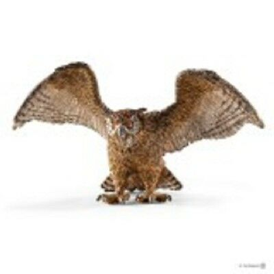 Eagle Owl 14738 sweet strong tough looking Schleich Anywheres a Playground
