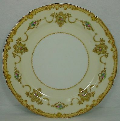 NORITAKE china MYSTERY #87 pattern DINNER PLATE 10""