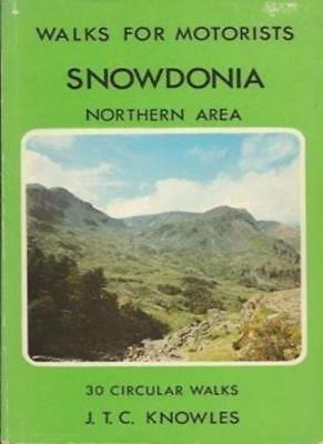 Snowdonia Walks for Motorists: Northern Area (Walks for motorists series: Warn,