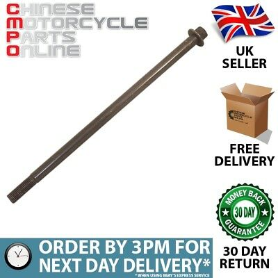 Rear Engine Mounting Bolt  M10x210mm for LK125GY-2 (EMBT001)