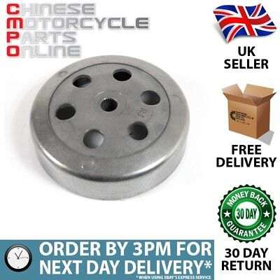 50cc Scooter Clutch Bell Cover 139QMA 139QMB for Lexmoto FMR 50 WY50QT-58R #01