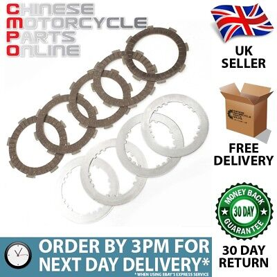 Clutch Plates (Set) for ZS125GY-10, ZS125GY-10C (CLTP007)