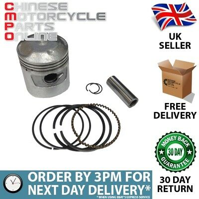 Lextek Piston Kit 47.00mm STD 47mm for Honda C70 Cub (PK001)