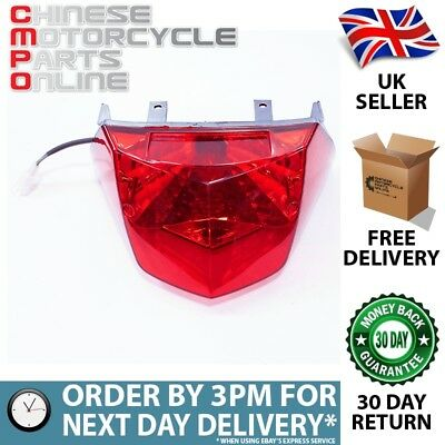 Tail Light Assembly for DFE50QT-F(CRAZY) (TLASM063)
