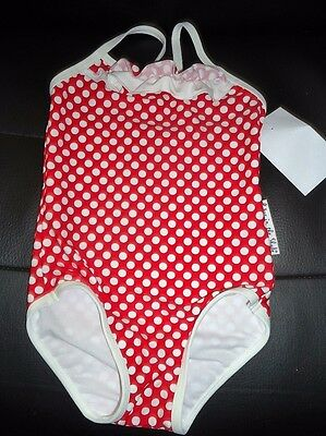 Babes In The Shade Swimming Costume Age 2 Years- New With Tags