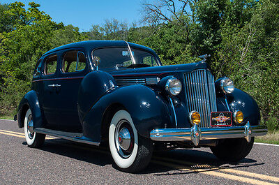 1938 Packard 8 Touring Sedan 8 Touring Sedan 1938 Packard 8 Touring Sedan