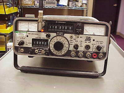 Ifr-500A Fm/am Service Monitor-Calibrated-Tested