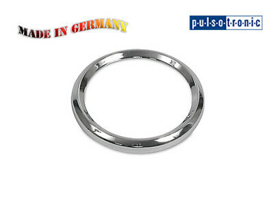 Chrome Ring Tachometer for ø60mm-tacho S51 S70 S53 up to 100 km / H Moped