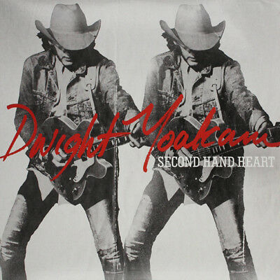 Dwight Yoakam Second Hand Heart Lp Vinyl New 33Rpm