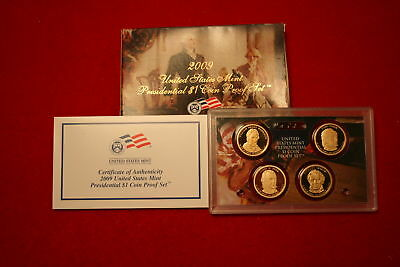 Proof Sets Special (2009 4-Piece Presidential Proof Set) Low Combined Shipping