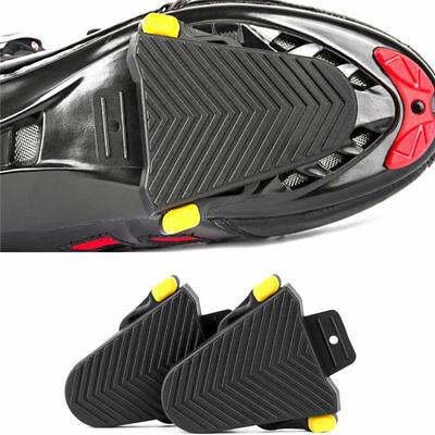A set  Bike Bicycle Pedal Rubber Cleat Covers fits for Shimano SPD-SL Cleats