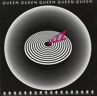 Queen Jazz Remastered Cd Rock 2011 New