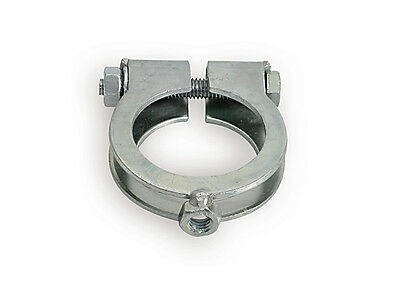 Clamp Tuning Ø 32 mm (with mounting for Heat Protection) Moped S51 S70 Enduro