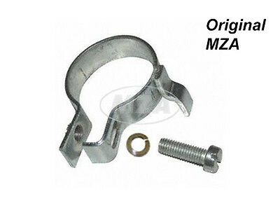 Simson Set SAFETY CLAMP COUPLING Ø 32 mm for MANIFOLD NUT ( incl. Screw M5X16)