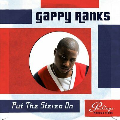 Gappy Ranks Put The Stereo On Lp Vinyl 33Rpm New
