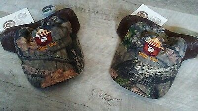 """Smokey's New """" Mossy Oak Hat For 2017."""" Comes With Your State's Pin ."""