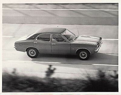 Ford Cortina Mk3 Four Door Saloon Photograph.