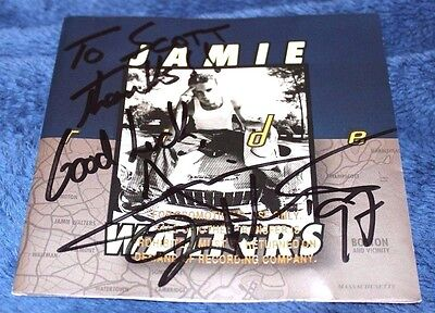 JAMIE WALTERS ~ AUTOGRAPHED CD Cover ~ 90210 - The Heights
