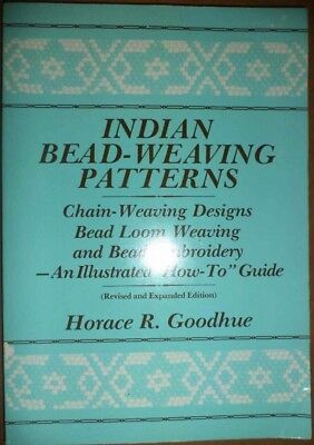 Native American Bead Weaving Patterns Traditional Ethnic Design Loom Embroidery+