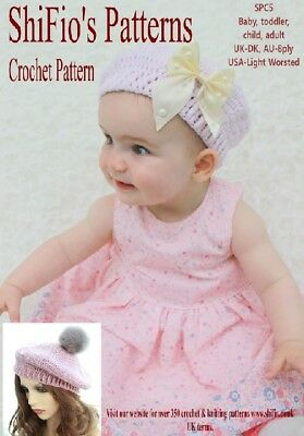 Bonnie Babies Knitting Patterns : KNITTING PATTERN for BABY LILYROSE MATINEE JACKET, HAT 0-3MTHS #372   ?3.35 -...