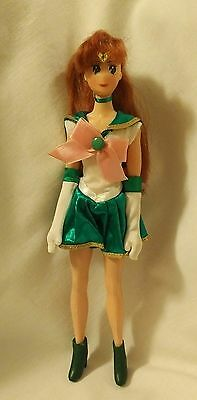 1995 Sailor Moon Sailor Juniper Doll 11L Tall