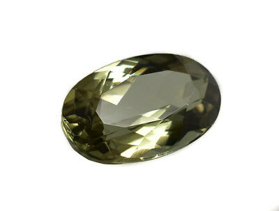 3.93 Ct. Natural Zultanite Loose Gemstone 12.5x8mm Oval Cut Cert of Auth 155