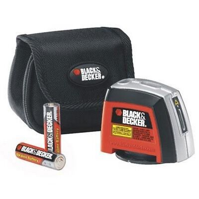 Black & Decker BDL220S Laser Level Wall-Mounting Accessories