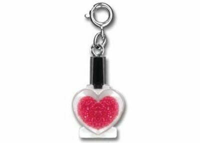 NEW Charm It - Giltter Nail Polish Charm