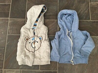 Boys Jacket And Gilet Age 9-12 Months