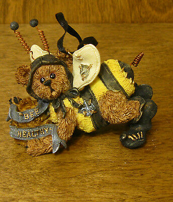 Boyds Resin Ornaments #25716 Doc Buzzby, MIB retired NEW from our Retail Store