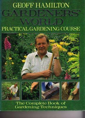 GARDENS WORLD, GEOFF HAMILTON | Hardcover Book | Good |