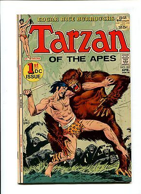 Tarzan of the Apes #207 NM- 9.2 HIGH GRADE DC Comic PREMIERE Silver VINTAGE 25c
