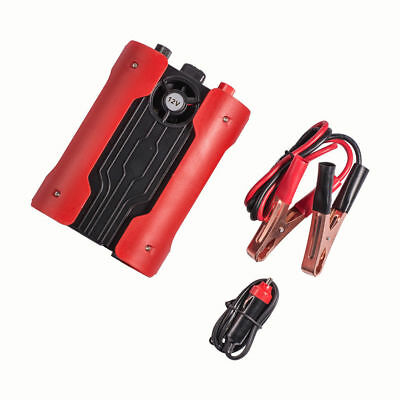 500W Car Power Inverter Converter DC to AC 110V Charger Power Supply Adapter 12V