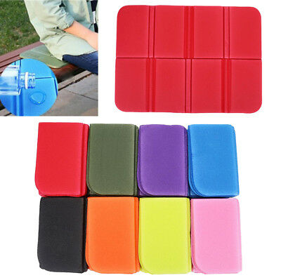 XPE Portable Outdoor Folding Foldable Foam Seat Waterproof Chair Cushion Pad Mat