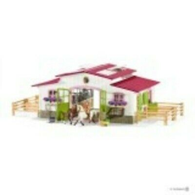 NEW Schleich Riding Centre with Accessories SC42344