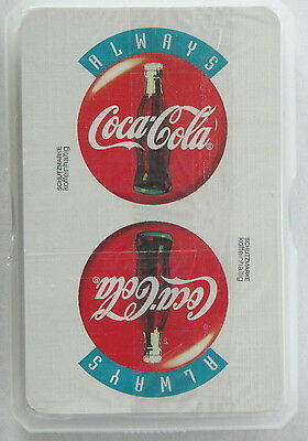 German Coca Cola  Playing Cards Coke Germany New