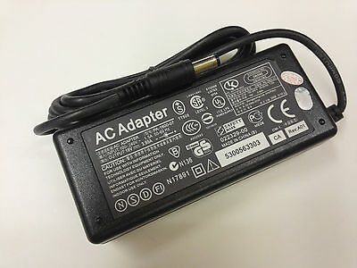 Laptop AC Adapter + Power Cable for TOSHIBA PA-1750-09 PA-1750-09 AO
