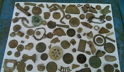 metal detecting finds medieval to modern