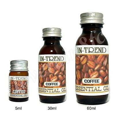 Coffee Essential Oil 100% Pure Many Sizes Free Shipping